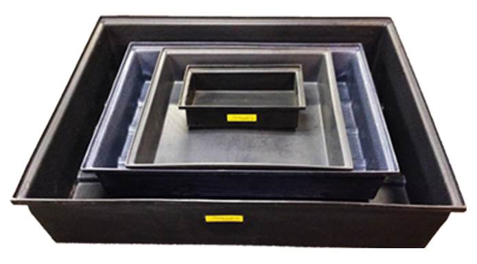 Containment Basins & Trays