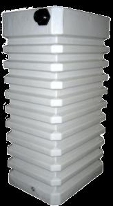 Rectangular Vertical Storage